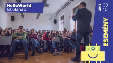 A HelloWorld elfoglalt egy egész iskolát