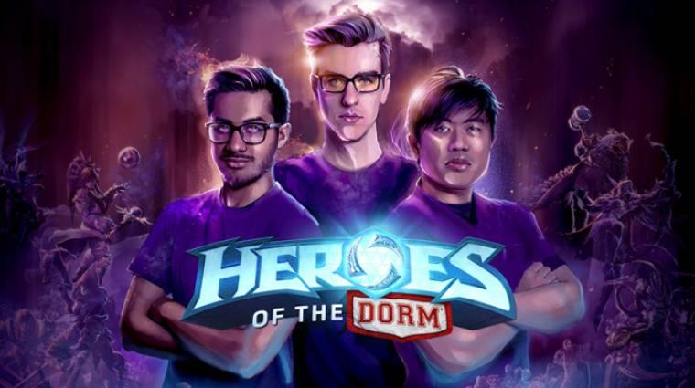 Egymillió dollárt nyerhet, aki jól tippeli meg a Heroes of the Dorm eredményeit bevezetőkép