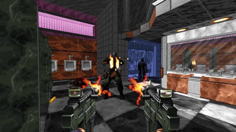 Ion Maiden - új platformokra jön a retro shooter bevezetőkép