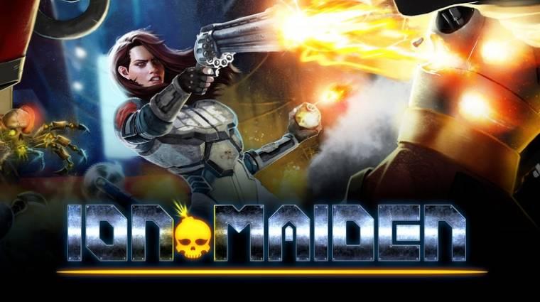 Az Iron Maiden zenekar beperelte az Ion Maiden játék kiadóját bevezetőkép