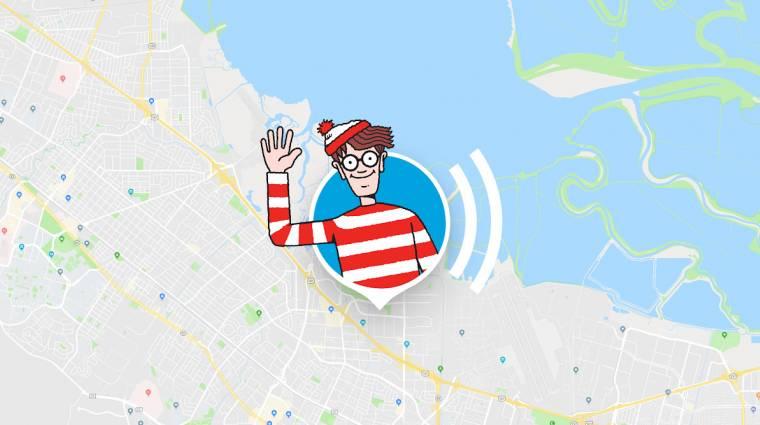 Újabb mókás játékkal dobta fel a térképét a Google bevezetőkép