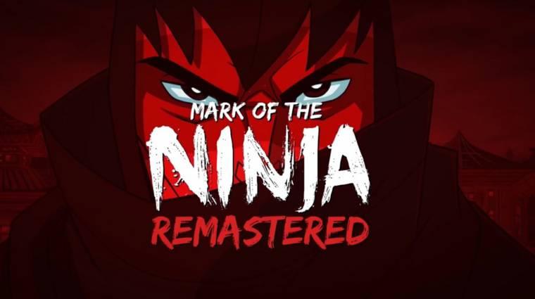 Mark of the Ninja: Remastered - ebből is készül felújított változat bevezetőkép