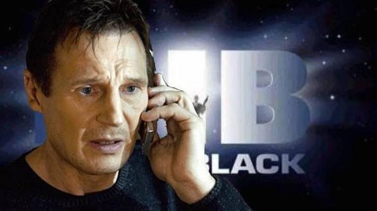 Liam Neeson is csatlakozhat a Men in Black spin-offhoz kép