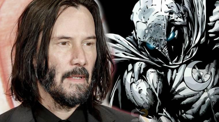 A Végjáték egyik rendezője szerint Keanu Reeves lehetne Moon Knight kép
