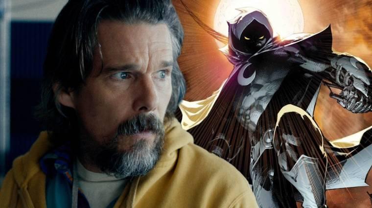 Ethan Hawke lesz a Holdlovag-sorozat főgonosza kép
