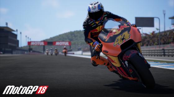 MotoGP 18 infódoboz