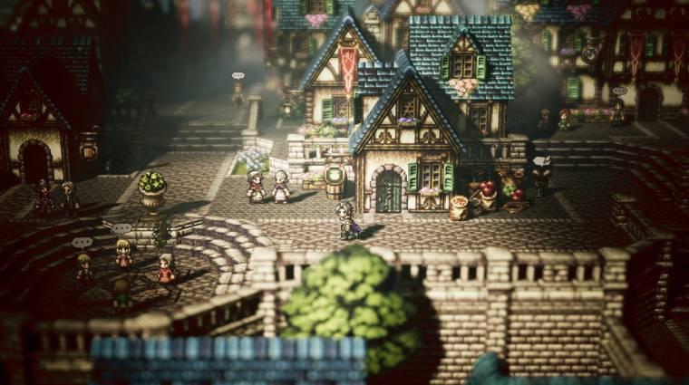 Octopath Traveler gépigény - erőmű nélkül is élvezhetjük a játékot PC-n bevezetőkép