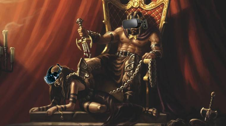 Az Oculus Rift lett a legnépszerűbb VR headset Steamen bevezetőkép