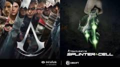 Bejelentettek egy-egy új Splinter Cell és Assassin's Creed játékot kép