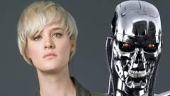 Első hivatalos képen a Terminator 6 női kép