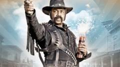A vadnyugat viccesebb, mint valaha - Outlaw Johnny Black trailer kép