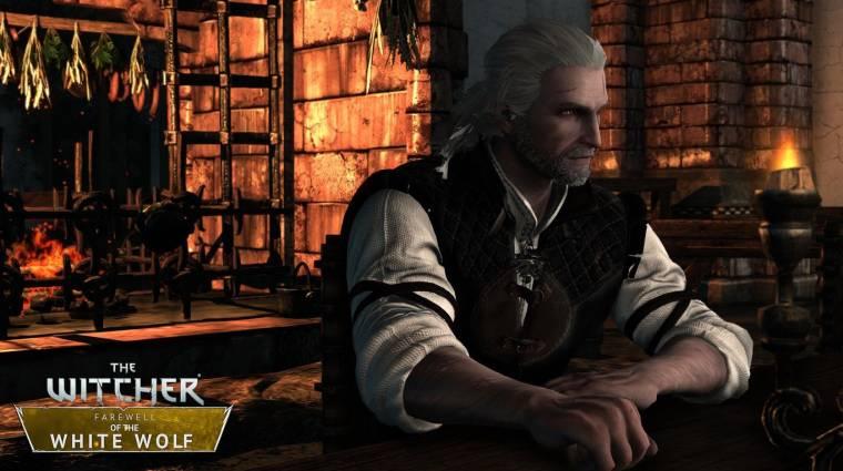 Így néz ki most a modderek által készített The Witcher 3: Wild Hunt epilógus bevezetőkép