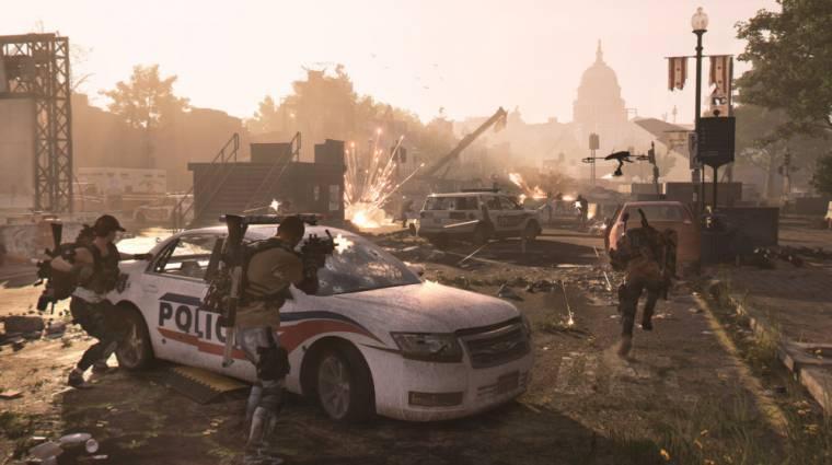 Tom Clancy's The Division 2 - most egy teljes kooperatív küldetést nézhetünk végig bevezetőkép