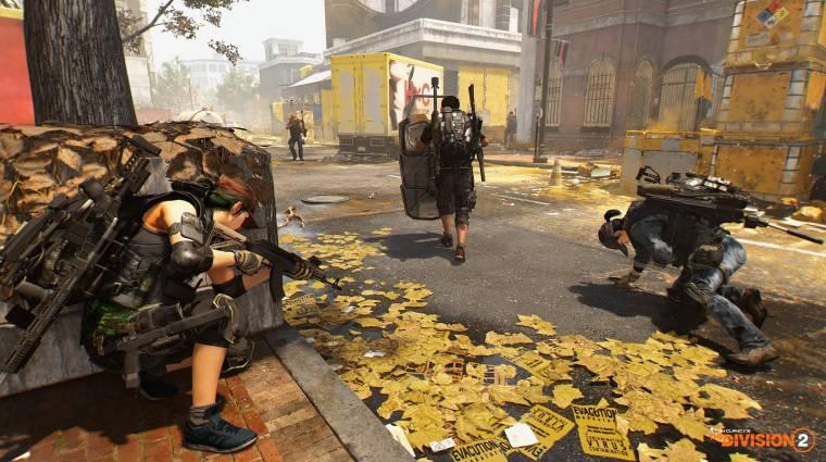 Tom Clancy's The Division 2 - egy hét múlva már jön is az első új stronghold bevezetőkép