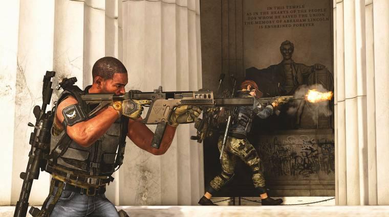 The Division 2, Gears Tactics és Nioh - ezzel játszunk a hétvégén bevezetőkép