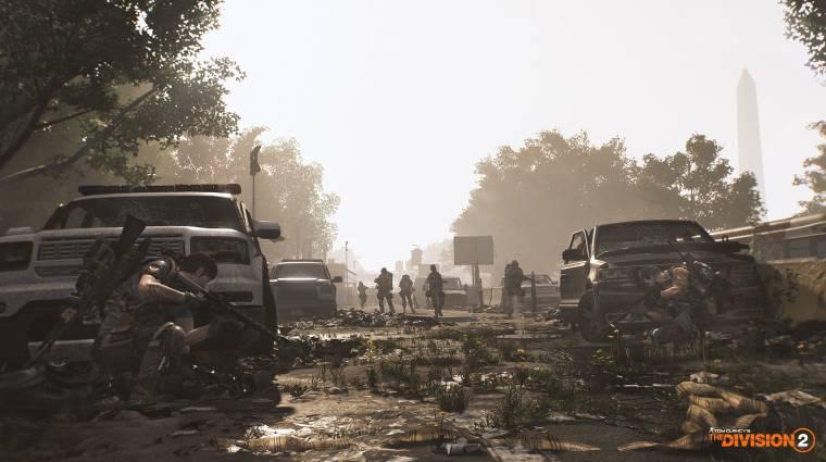 Tom Clancy's The Division 2 - új specializációval bővül a játék bevezetőkép