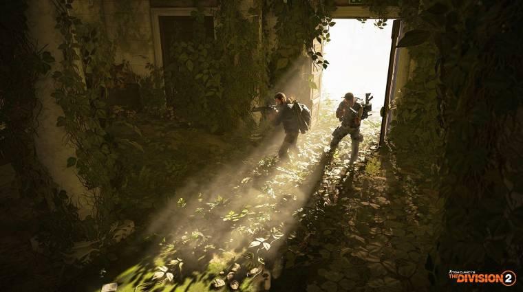 Tom Clancy's The Division 2 - tartogat még meglepetéseket Washington bevezetőkép
