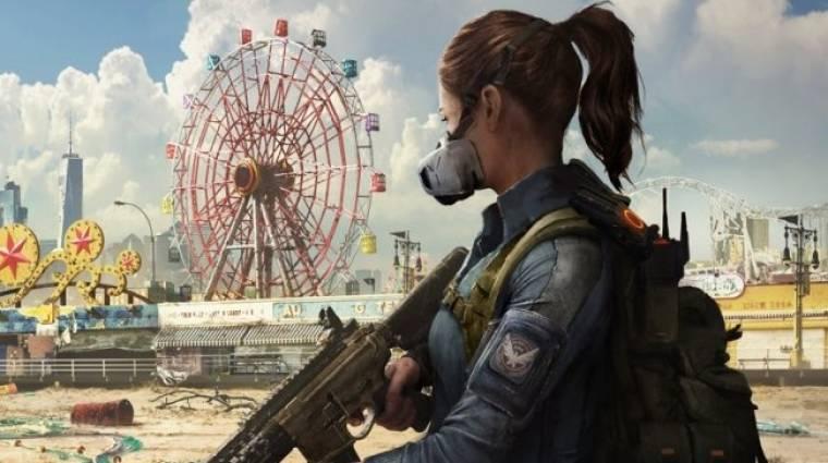 Coney Island lesz az új úticél a Tom Clancy's The Division 2-ben bevezetőkép