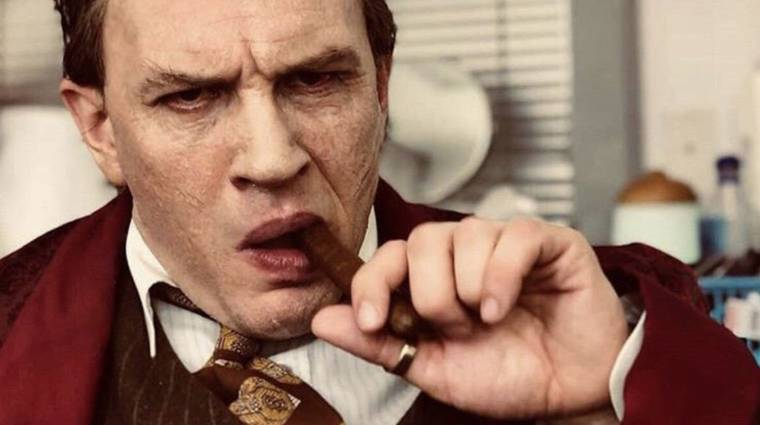 Magyar feliratos előzetes érkezett Tom Hardy Al Capone filmjéhez kép