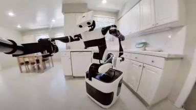 A Toyota legújabb robotja az elöregedő népesség szolgálatába áll kép