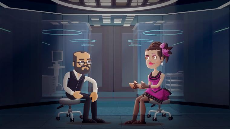 Megjelent a Westworld mobiljáték bevezetőkép