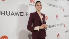Wonder Woman lett a Huawei új arca kép