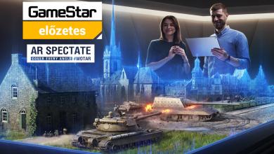 World of Tanks AR előzetes - virtuális terepasztalon elevenednek meg a tankok