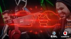 A Vodafone és az ESL nemzetközi e-sport partnerségre lépett kép