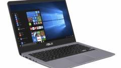 Asus VivoBook S14 teszt: videón egy valóban új generációs notebook kép