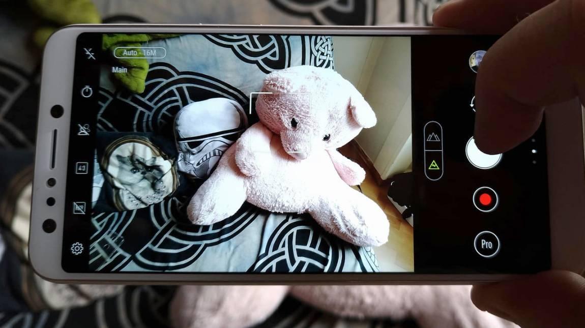 ASUS Zenfone 5 Lite teszt: fotóra termett kép