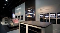 Bemutatkoztak a Samsung legújabb konyhai berendezései kép