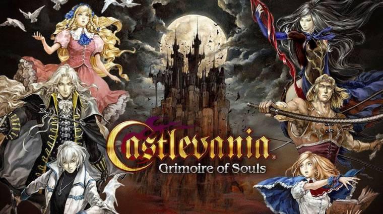 Castlevania: Grimoire of Souls és még 7 új mobiljáték, amire érdemes figyelni bevezetőkép