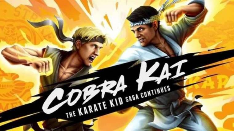 A Cobra Kai sorozat és az olimpia hivatalos játékát is ingyen játszhatjuk a hétvégén bevezetőkép