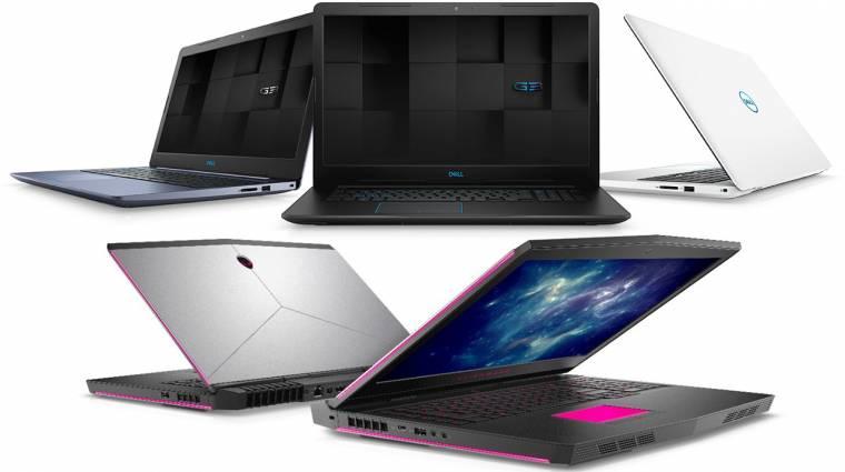 Izmos és megfizethető gamer laptopokkal újít a Dell kép