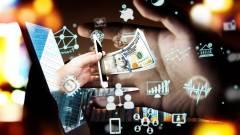 Digitalizáció a bankszektorban kép