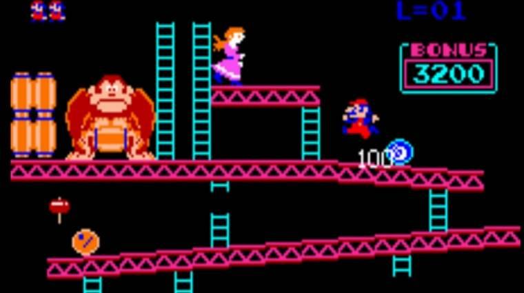 Csalt a Donkey Kong világrekordjának felállítója bevezetőkép