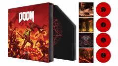 Doom - gyönyörű bakelitszettben vehetjük meg a betétdalokat kép