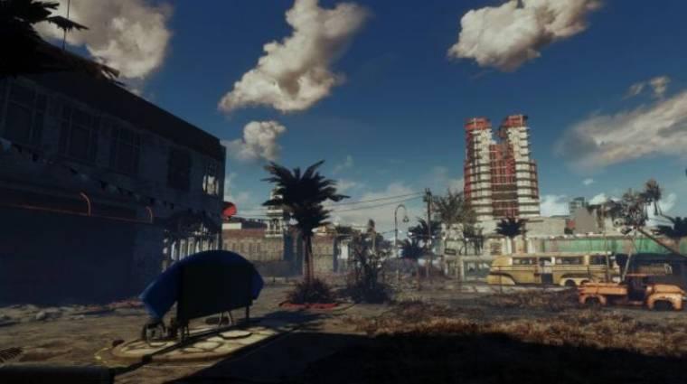 Fallout 4 - az új mod a napfényes Miamiba visz el minket bevezetőkép