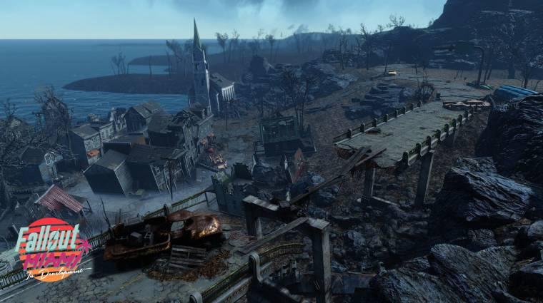 Fallout 4 - újabb részletek derültek ki a Fallout: Miami modról bevezetőkép