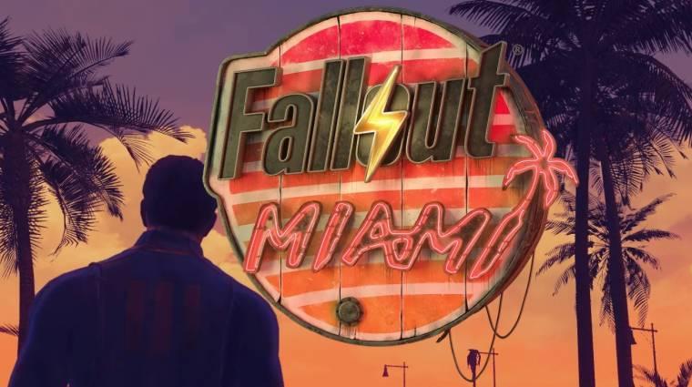 Új trailert kapott a Fallout 4 tartalmas modja, a Fallout: Miami bevezetőkép