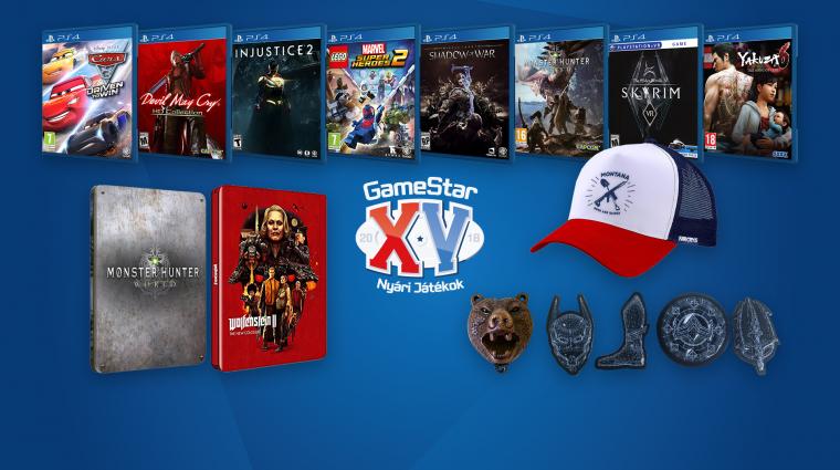 GameStar tábor 2018 - relikviák és játékok is járnak a Cenega jóvoltából bevezetőkép
