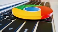 Új kinézetet kap a Chrome böngésző kép