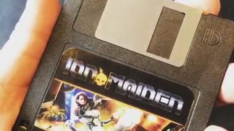 Ion Maiden - tökéletes a retro shooter különleges kiadása bevezetőkép