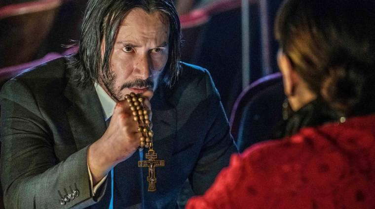 Mortal Kombat 11 - Keanu Reeves kétszer is bekerülhetett volna bevezetőkép