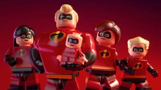 LEGO The Incredibles infódoboz