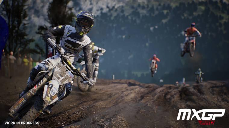 MXGP PRO - új motorversenyt készítenek a MotoGP alkotói bevezetőkép