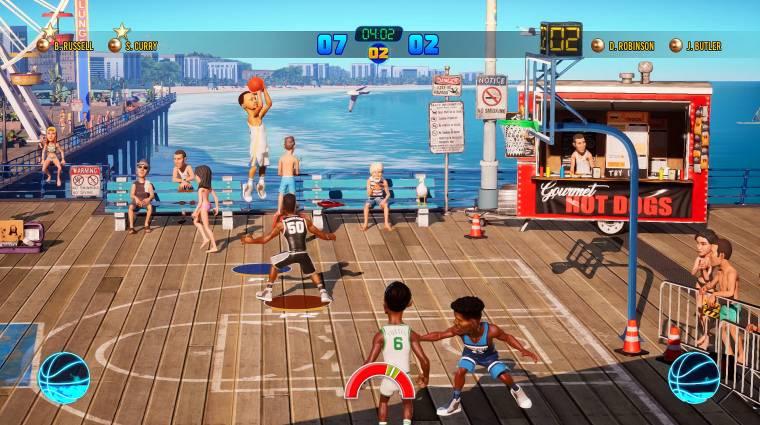 NBA Playgrounds 2 - az árkád kosárlabdázás folytatódik bevezetőkép