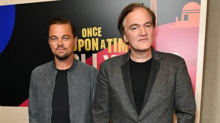 Tarantino a Ponyvaregényhez hasonlította új filmjét kép