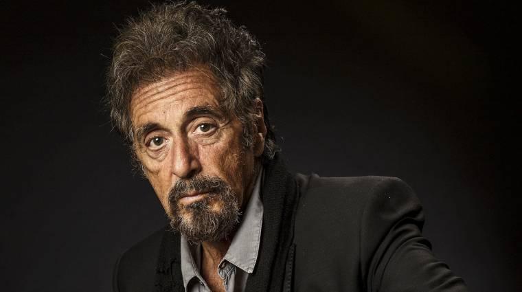 Al Pacino is csatlakozott a Once Upon a Time in Hollywood stábjához kép