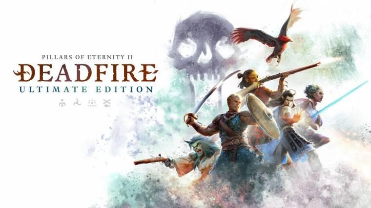 Pillars of Eternity II: Deadfire - a legteljesebb kiadással jön konzolokra bevezetőkép